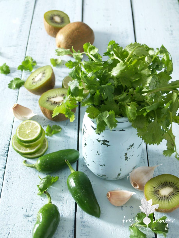 kiwifruit lime salsa