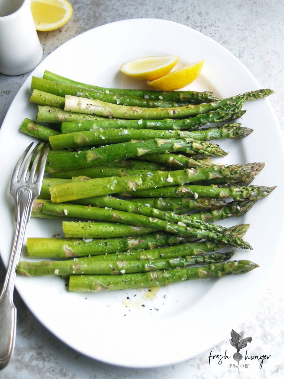 the best way to cook asparagus