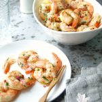spicy pickled shrimp