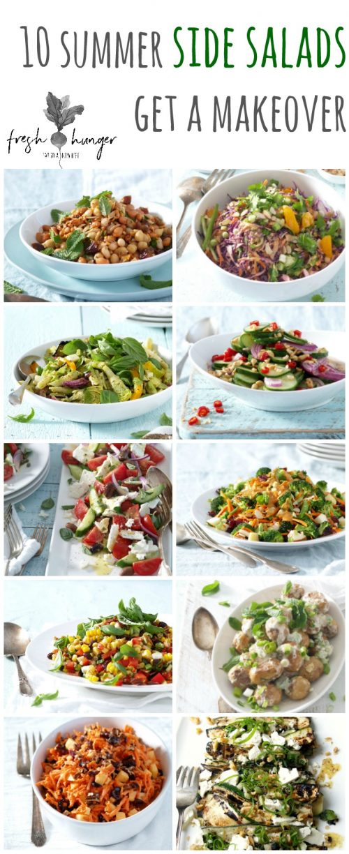 10 summer side salads get a make-over, part 1