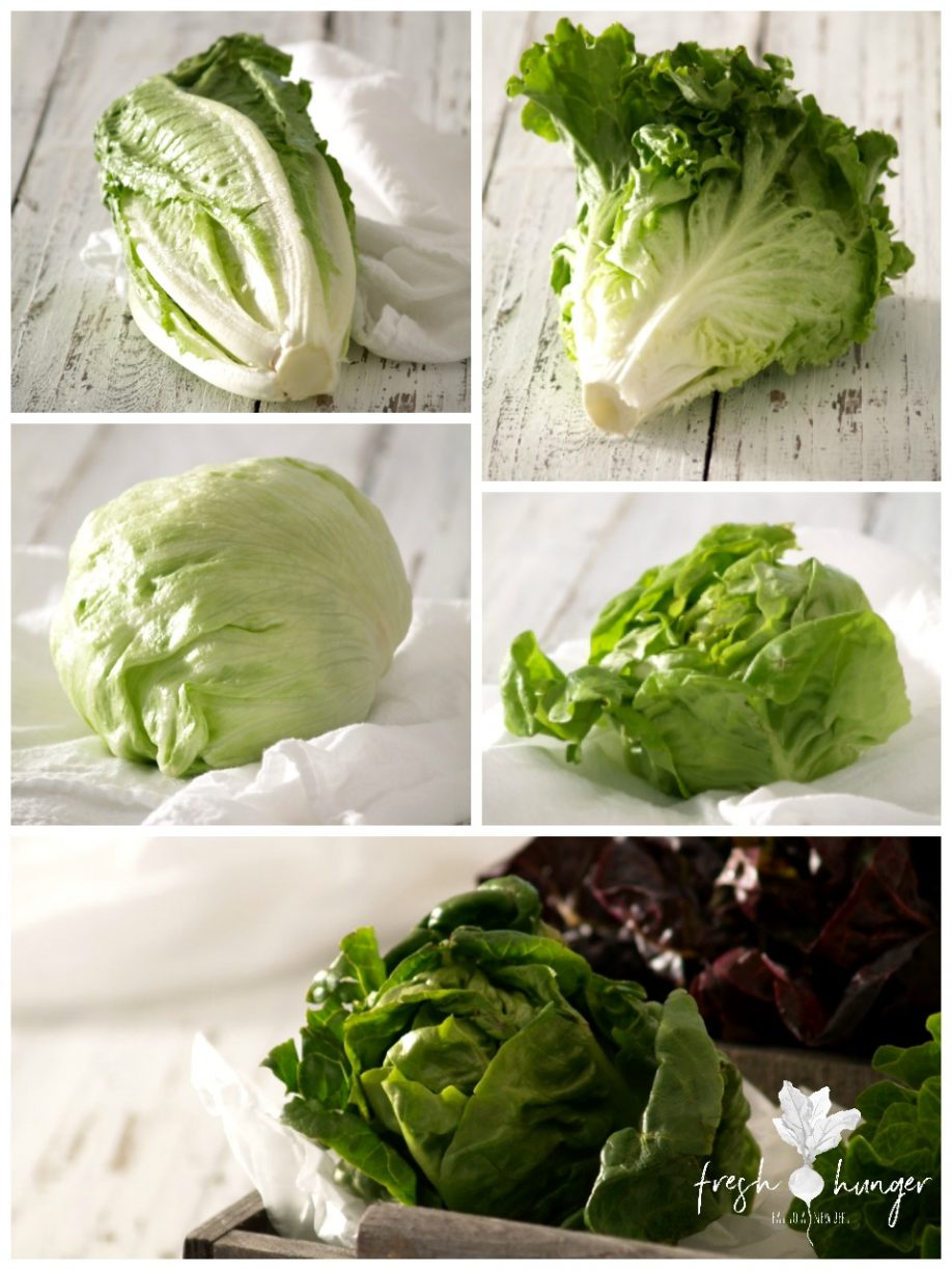 What does your lettuce choice reveal about your personality