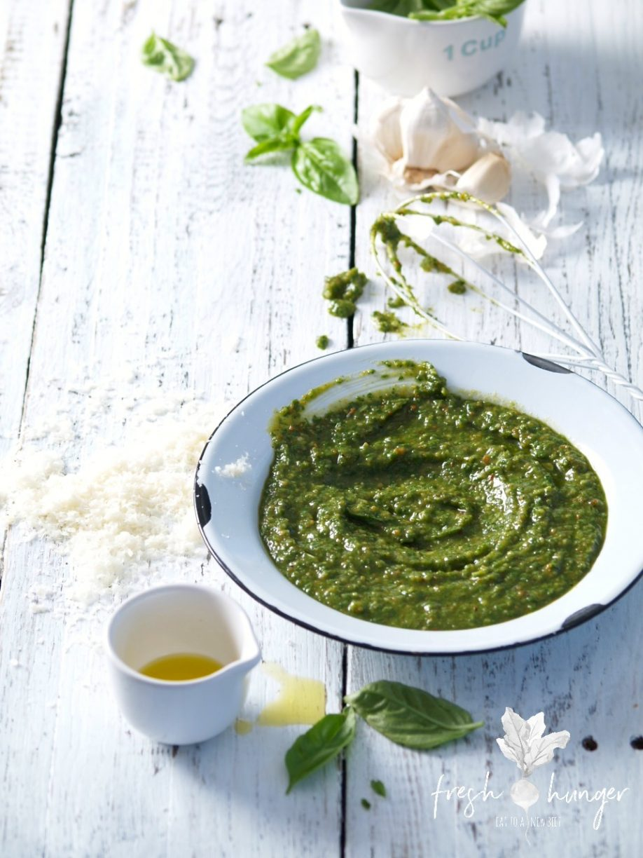 Have you been making pesto incorrectly? Here's how to make it right...