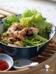 cantonese black bean shrimp