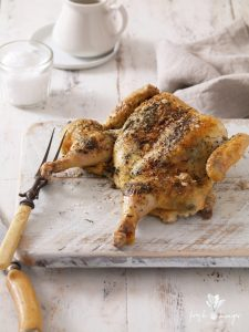 how to make THE best roast chicken