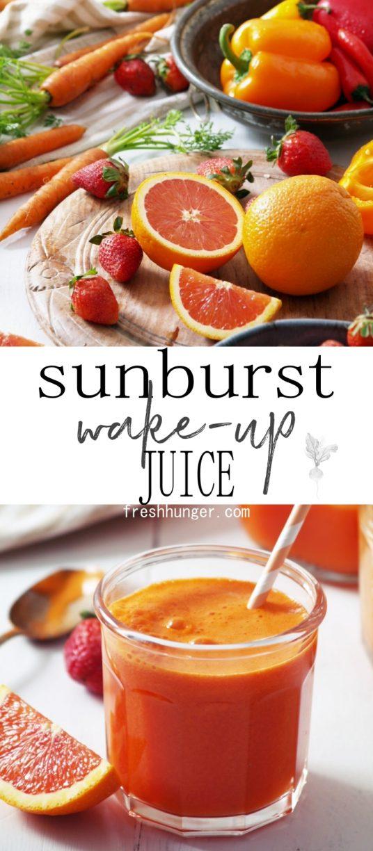 Sunburst Wake-up Juice