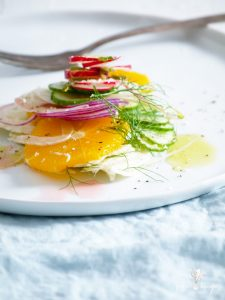 Orange & Fennel Amalfi Salad