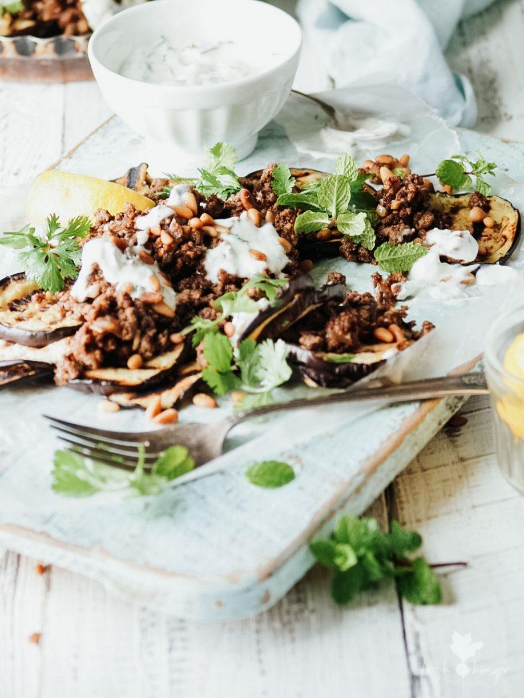 Moroccan Beef Eggplant