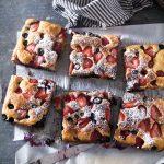 Berry Pancake Bake