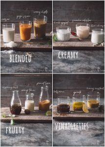 12 essential salad dressings