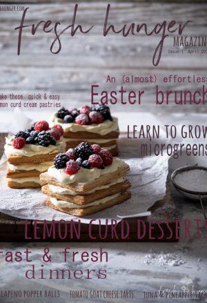 fresh hunger magazine april 2019 issue 1