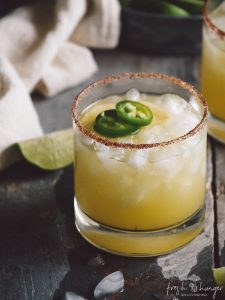 jalapeno pineapple margaritas