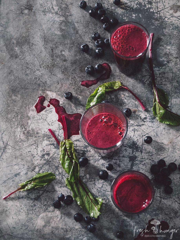 purple antioxidant juice