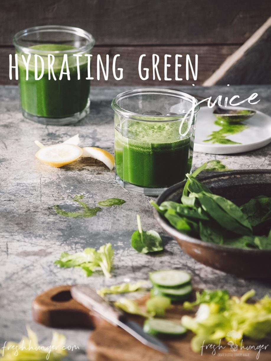 hydrating green juice