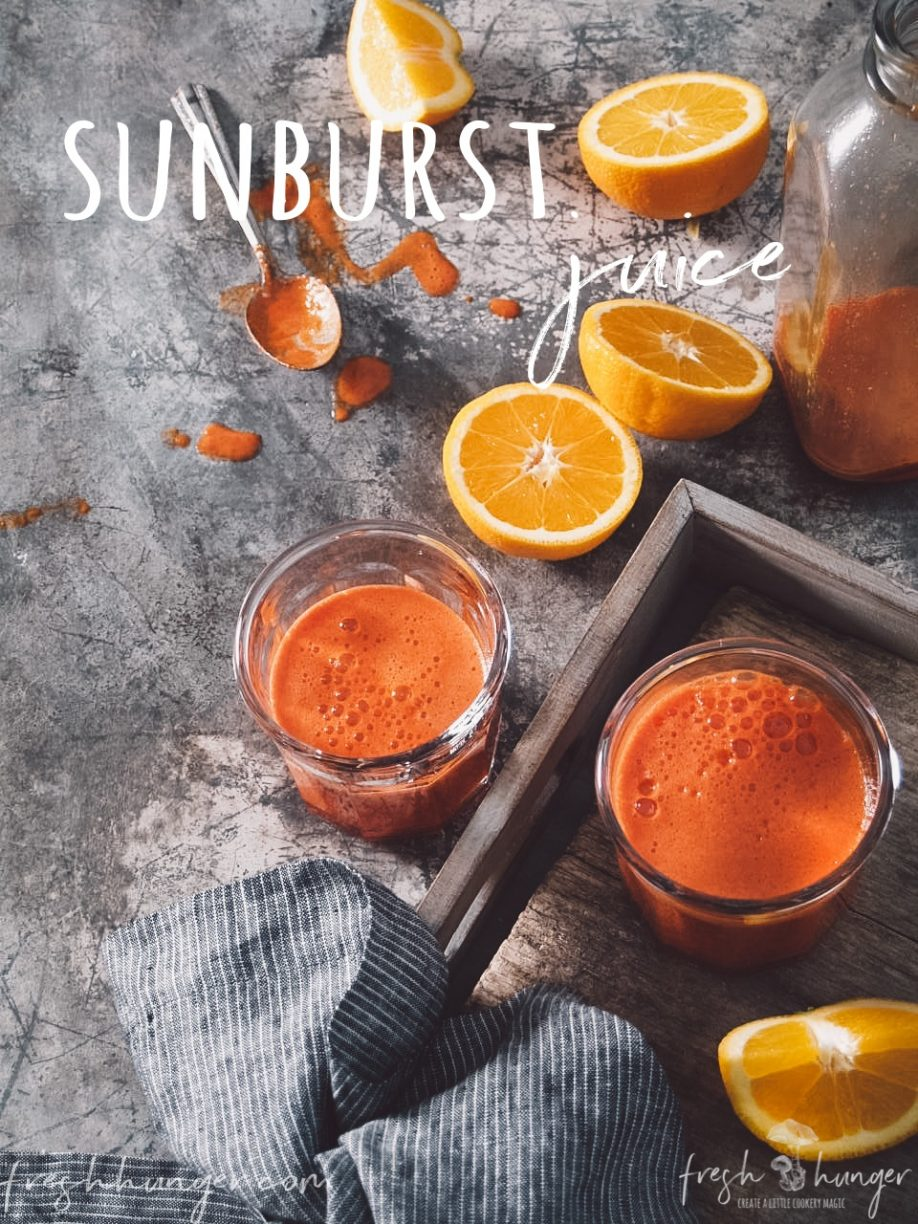 sunburst juice