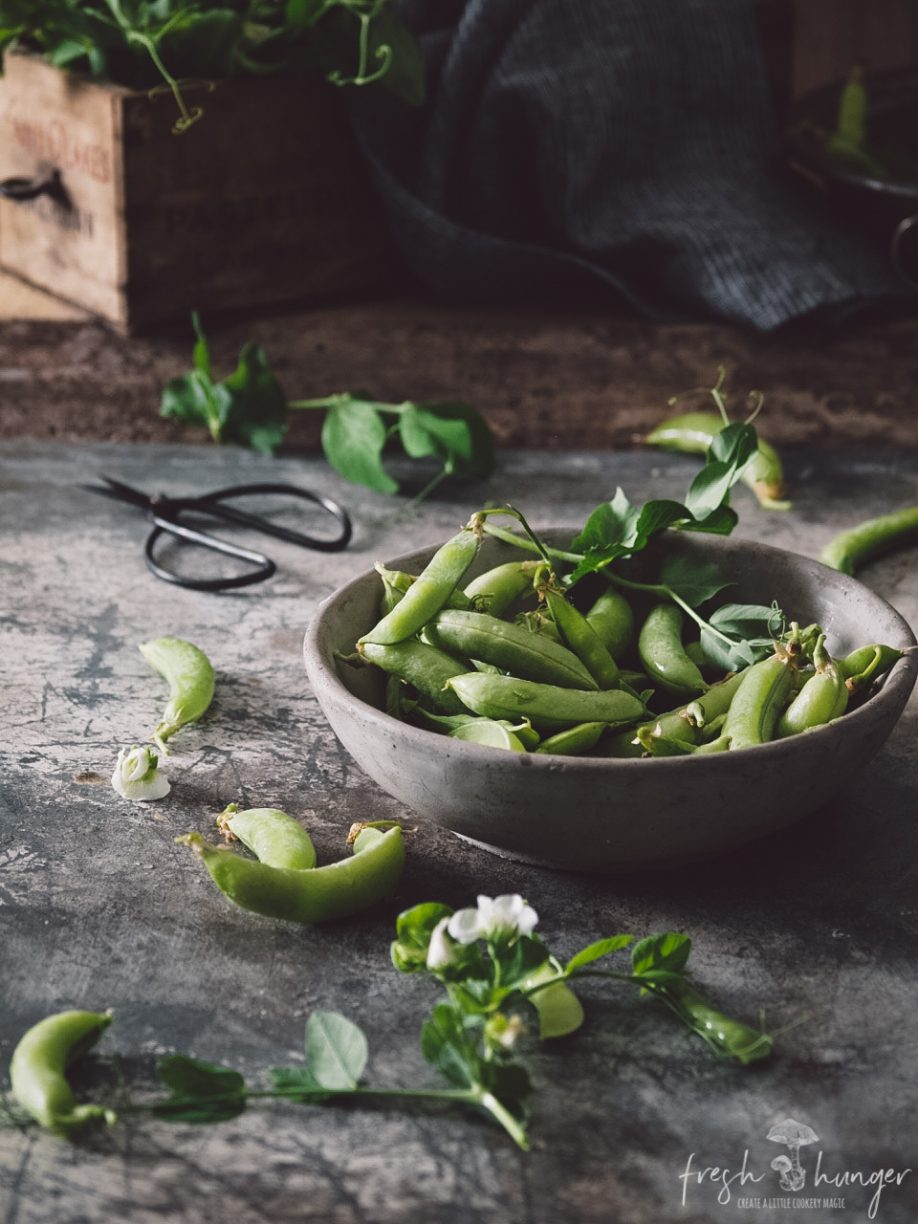 all about sugar snap peas