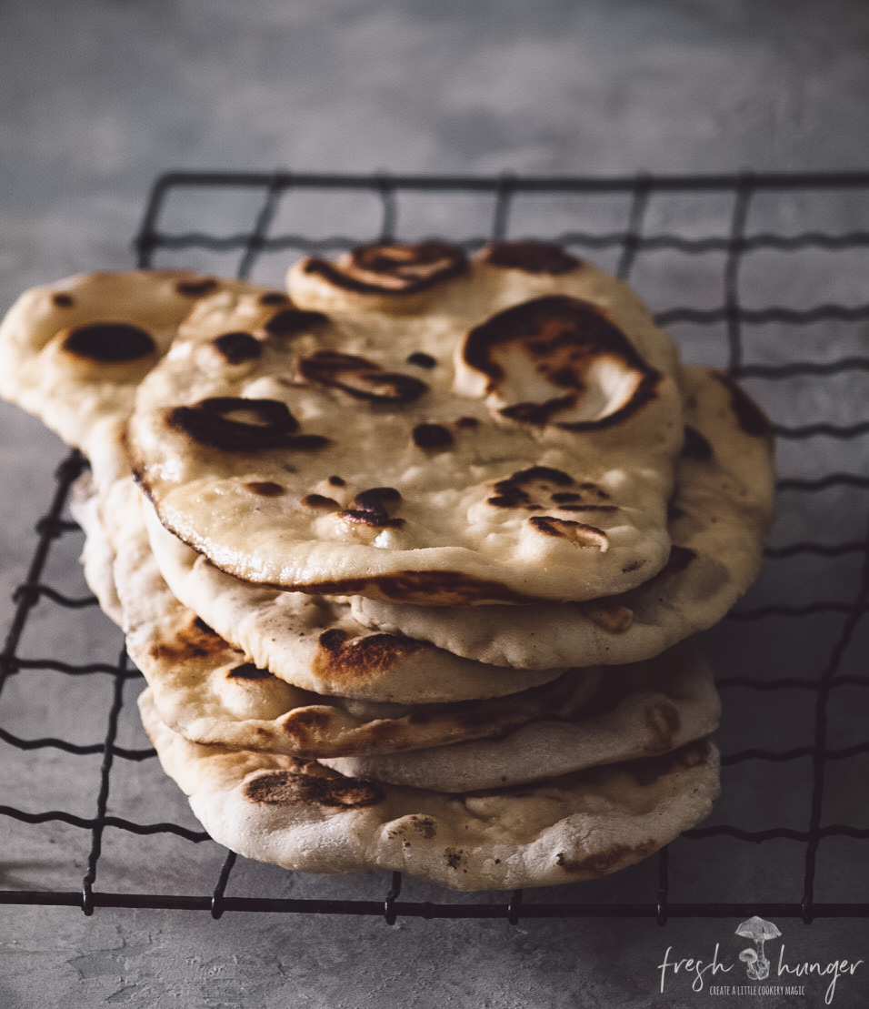 how to make great naan