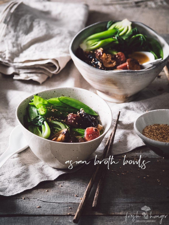 asian broth bowls