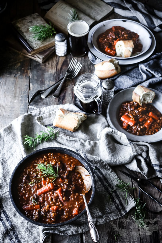 Beef, Beer and Barley Stew
