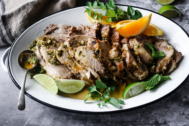 Mojo Cuban Roasted Pork